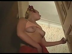 Retro bisexual mmf bonking