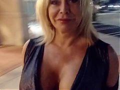 Blonde Bigtit Mature MILF Walk of Fame 2