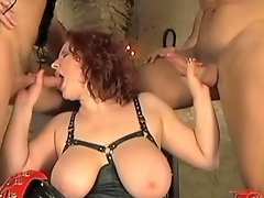 Voluptuous double pleasure