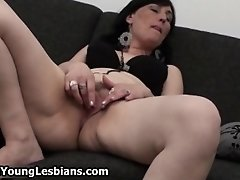 Experienced Mature Wife Gets To Fuck With A Tight Teen