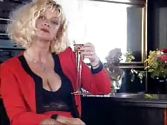 Yvonne German Mature likes Anal