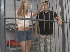 Prison handjob