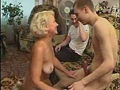 Russian Mature With 2 Boys 273
