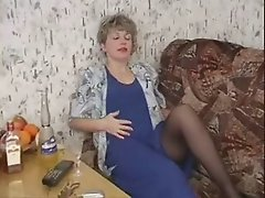Russian Mom Valentina 10