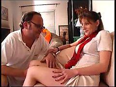 Anal nice anal fuck...incredible ass lick