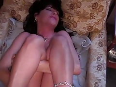 Milf Gets Gaped