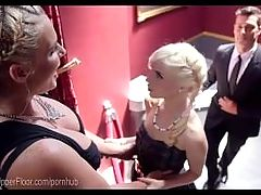 Step Mother and Step Daughter Sex Slaves