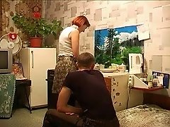 Russian Mom And Boy 075