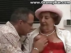 Granny Fucked Hard