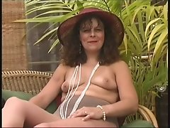 Mature Village Ladies stripping again