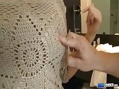 Aleska Diamond Extreme Anal Big Cock Follada Por Una Gran Polla