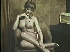 Golden Shoe Striptease
