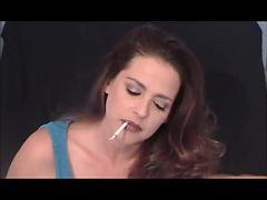 Smoking Fuck Puppet MILF