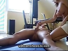 Milf With Big Tits Riding The Cock
