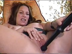 Horny mature lady masturbating Amateur