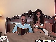 Bored Milf Fucks Her Step Daughter Brazzers