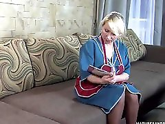 Russian Mature Ottilia 15