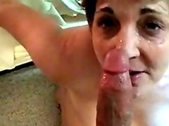 Mirror Fuck #15 Young Dick deep inside a GILF