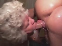 Wild Old Granny Eager for Hard Cock