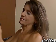 She likes cock in mouth and twat