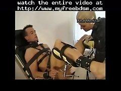 Anal Medical Exam BDSM Bondage Slave Femdom Domination