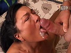 Mature italian mature hot fuck on sofa