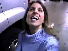 Nice Blowjob in Car Park BVR