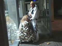 German Fat Woman Sucking And Fucking In Public Bmw