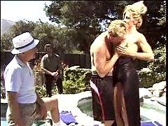 Classic Hot Blonde MILF Alexis Knight