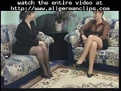 Two sexy matures and four guys german ggg spritzen goo