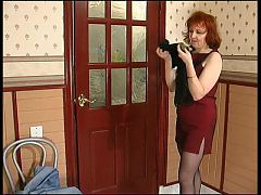 Russian Mature M S C #010 Elinor
