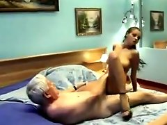 Grandpa and Teen Escort