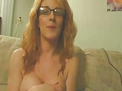 Glasses Milf Head