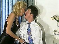 Sexy Blonde German Mother
