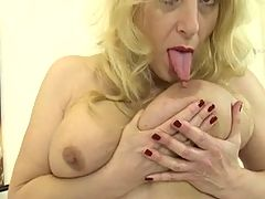 ROKO VIDEO solo mature Lucy