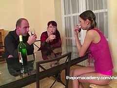 Old Women And Teen Fucked