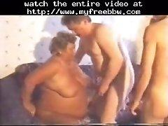 Bbw Oma Takes On 2 Guys BBW Fat Bbbw Sbbw Bbws BBW Porn