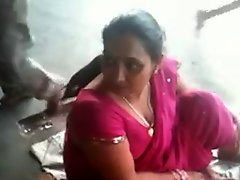 Busty Indian Milf On A Train Station 2 O O