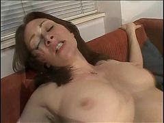 Big Cock Frigging Her Tight Beaver