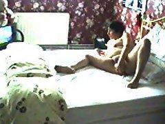 Hidden momy on bed by edquiss