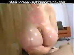 Granny Tits In Oil mature mature porn granny old cumshots cumshot
