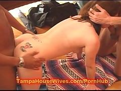 Fucking A Milf Housewife At The Pool Hall