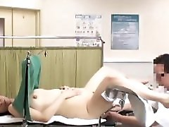 Obstetrics and gynecology doctor fucked his milf patient 07