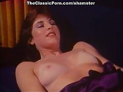 Cris Cassidy Mimi Morgan David Morris in classic xxx movie