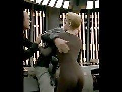 Jeri Ryan Star Trek Booty Compilation Mq