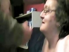 Great Facial On My Old Aunt