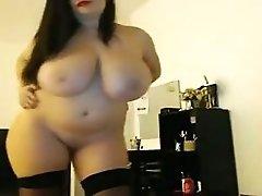 Huge Tits On A Hot Bbw Mortcams