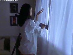 April Flowers and Teanara Kai in voyeur confessions