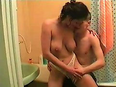 Happy Wife Fooling With Horny Boy Rayra