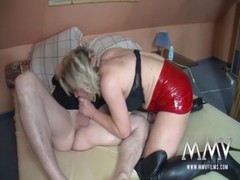 MMV FILMS German Mature Couple